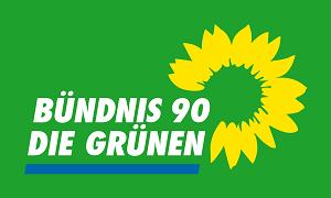 Logo der Grünen und Bündnis 90